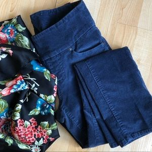 JAG Jeans Blue Stretch Waist Pants
